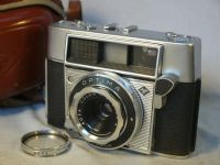 '  AGFA ' Agfa Optima Original Cased Vintage Camera -NICE-  £4.99